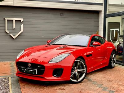 Jaguar F-Type Coupe 3.0 V6 R-Dynamic Auto (s/s) 2dr