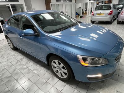 Volvo S60 Saloon 1.6 D2 Business Edition Powershift (s/s) 4dr