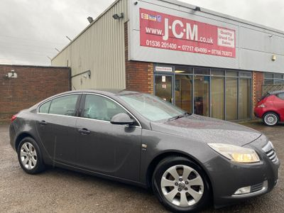 Vauxhall Insignia Saloon 2.0 CDTi SRi 4dr