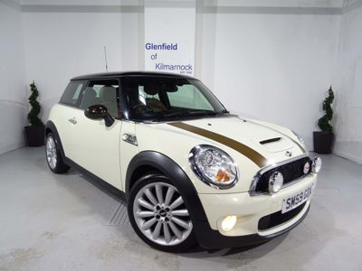 MINI Hatch Hatchback 1.6 Cooper S Mayfair 3dr