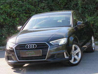 Audi A3 Saloon 1.6 TDI Sport S Tronic (s/s) 4dr