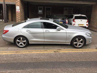 Mercedes-Benz CLS Coupe 3.5 CLS350 BlueEFFICIENCY 7G-Tronic Plus 4dr