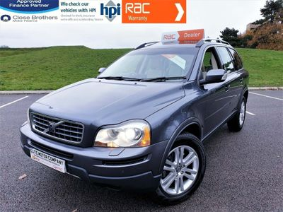 Volvo XC90 SUV 2.4 D5 SE Lux Premium (Premium Pack) Geartronic AWD 5dr
