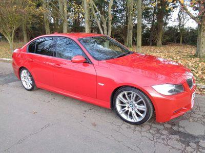 BMW 3 Series Saloon 3.0 325i M Sport 4dr
