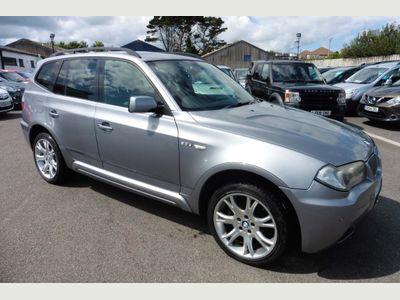 BMW X3 SUV 3.0 30d M Sport 5dr