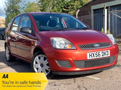 Ford Fiesta Hatchback 1.4 Style Climate 5dr