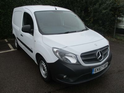 Mercedes-Benz Citan Panel Van 1.5 109 CDi BlueEFFICIENCY L1 3dr