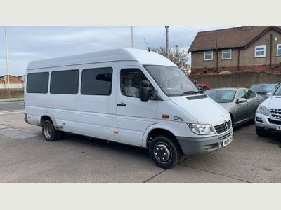 Mercedes-Benz Sprinter Other 2.2 CDI 511 Welfare Bus 4dr (LWB)