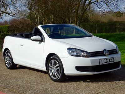 Volkswagen Golf Convertible 1.2 TSI S Cabriolet 2dr
