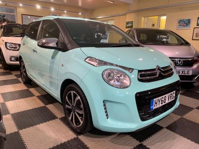 Citroen C1 Hatchback 1.0 VTi Flair 5dr