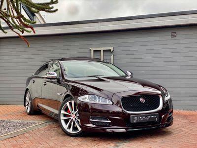Jaguar XJ Saloon 3.0 V6 Premium Luxury Auto (s/s) 4dr (LWB)