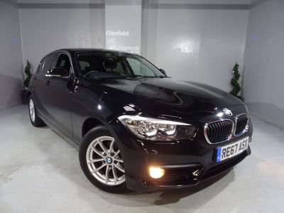 BMW 1 Series Hatchback 1.5 118i SE Sports Hatch Auto (s/s) 5dr