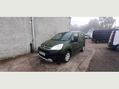 Citroen Berlingo Panel Van 1.6 HDi L1 625 XTR+ Panel Van 5dr