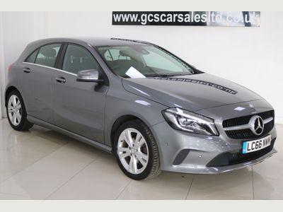 Mercedes-Benz A Class Hatchback 1.5 A180d Sport (Premium) 7G-DCT (s/s) 5dr