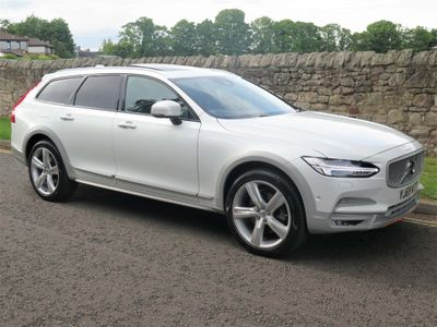 Volvo V90 Cross Country Estate 2.0 D4 Volvo Ocean Race Cross Country Auto AWD (s/s) 5dr