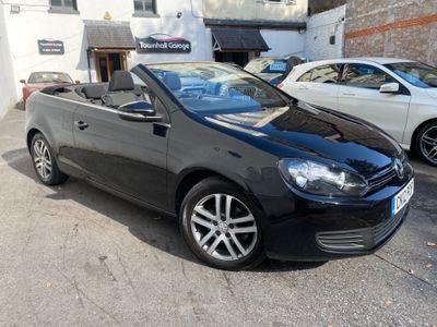 Volkswagen Golf Convertible 1.6 TDI BlueMotion Tech S Cabriolet (s/s) 2dr