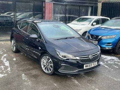 Vauxhall Astra Hatchback 1.4i Turbo SRi VX Line Nav (s/s) 5dr