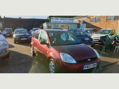 Ford Fiesta Hatchback 1.4 Finesse Durashift EST 5dr