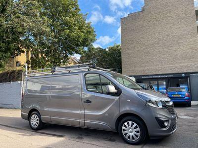 Vauxhall Vivaro Panel Van 1.6 CDTi 2900 BiTurbo Sportive L2 H1 EU6 (s/s) 5dr
