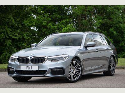 BMW 5 Series Estate 2.0 530i GPF M Sport Touring Auto (s/s) 5dr