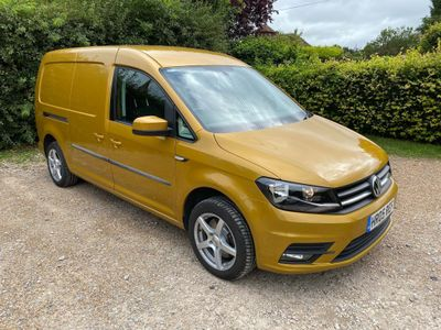 Volkswagen Caddy Maxi Panel Van 1.4 TSI C20 BlueMotion Tech Highline DSG EU6 (s/s) 6dr