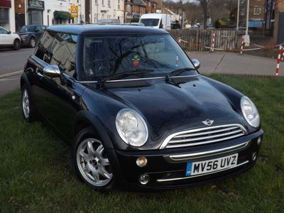 MINI Hatch Hatchback 1.6 One Seven 3dr