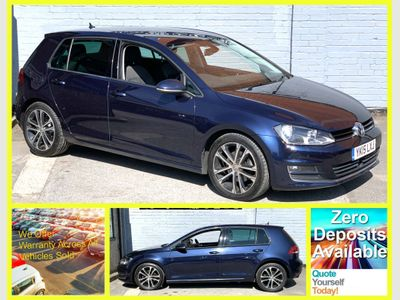VOLKSWAGEN GOLF Hatchback 1.4 TSI BlueMotion Tech ACT GT DSG 5dr