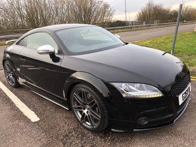 Audi TTS Coupe 2.0 TFSI Black Edition quattro 2dr