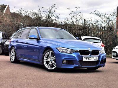 BMW 3 Series Estate 3.0 335d M Sport Touring Sport Auto xDrive (s/s) 5dr