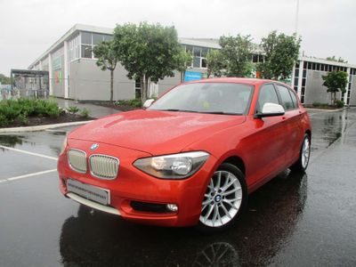 BMW 1 Series Hatchback 1.6 116i Urban Sports Hatch 5dr