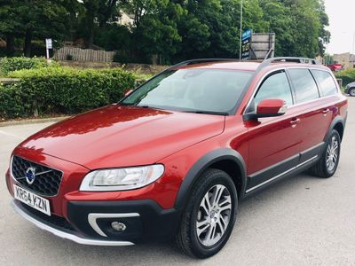 Volvo XC70 Estate 2.4 D5 SE Nav Geartronic AWD 5dr