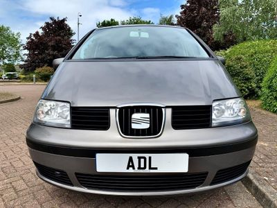 SEAT Alhambra MPV 2.0 Reference 5dr