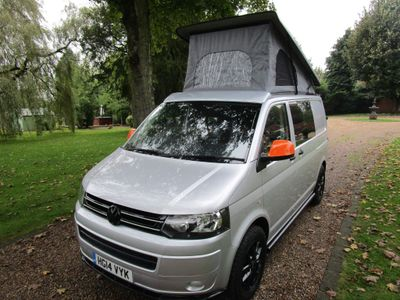 Volkswagen Transporter Campervan 2.0TDI BLUEMOTION CAMPERVAN
