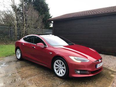 Tesla Model S Saloon 75D Auto 4WD 5dr