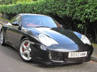 Porsche 911 Coupe 3.6 996 Carrera 4S AWD 2dr