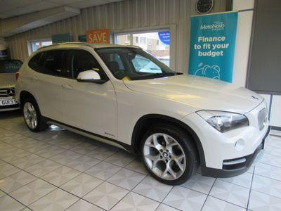 BMW X1 SUV 2.0 18d xLine sDrive 5dr