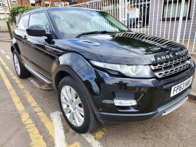 Land Rover Range Rover Evoque Coupe 2.2 SD4 Pure Tech 4X4 3dr