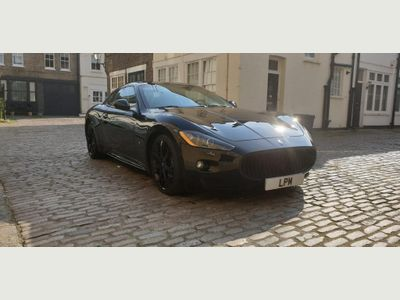 MASERATI GRANTURISMO Coupe 4.7 V8 S MC Shift 2dr EU4
