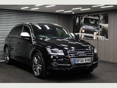 Audi SQ5 SUV 3.0 BiTDi Tiptronic quattro (s/s) 5dr
