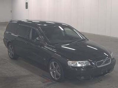 Volvo V70 Estate R 2.5T 300BHP AUTO LOW MILEAGE