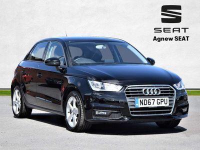 Audi A1 Hatchback 1.0 TFSI Sport Sportback (s/s) 5dr (Nav)