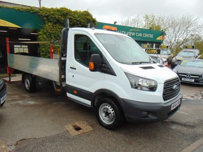 Ford Transit Chassis Cab 2.0 350 EcoBlue RWD L4 H1 EU6 2dr