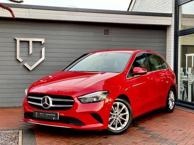 Mercedes-Benz B Class MPV 2.0 B200d Sport 8G-DCT (s/s) 5dr