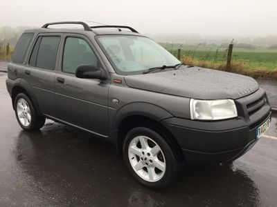 Land Rover Freelander SUV 2.0 TD4 Serengeti Limited Edition 5dr