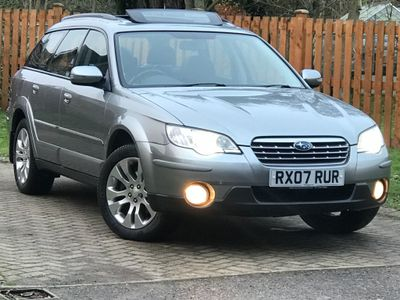 Subaru Outback Estate 3.0 Rn 5dr