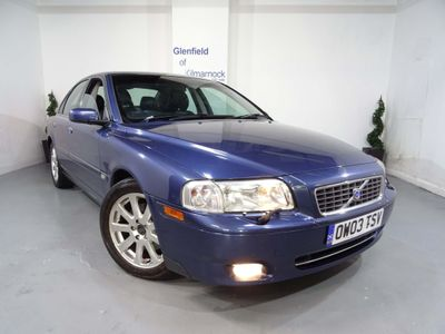 Volvo S80 Saloon 2.5 T SE 4dr