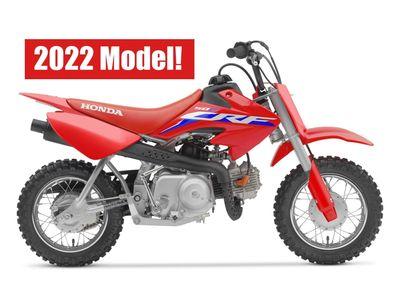 Honda CRF50F Enduro 50