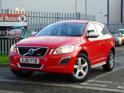 Volvo XC60 SUV 2.4 D5 R-Design SE Geartronic AWD 5dr