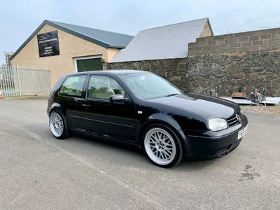 Volkswagen Golf Hatchback 2.8 V6 VR6 4MOTION 3dr