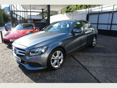 Mercedes-Benz C Class Saloon 2.1 C220d SE Executive Edition G-Tronic+ (s/s) 4dr